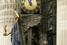 Clocks & watches / by Andrew Stone