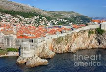 Croatia / Croatia - nature, landmarks, monuments, interiors, statues, historic architecture, urban scenery, tourist best sights and attractions.