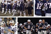 New England Patriots / by Julie Swartwout