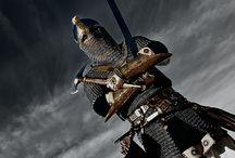 Ancient armorment