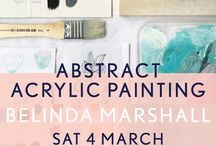 TWW / Acrylic Painting Workshops