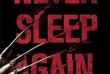 Never sleep again...