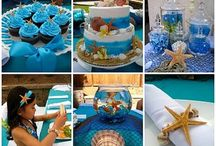 sea party / per un party in cui il mare e i suoi personaggi sono protagonisti adatto a tutti grandi e piccini