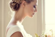 Soft Bridal Makeup / Inspiration and ideas for bridal makeup looks that are soft and natural