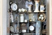 le cose che adoro / decorazioni  altered