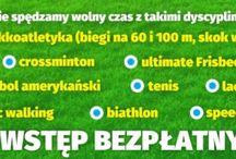 Zaproszenia na imprezy na Stadionie Śląskim