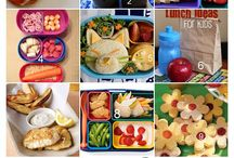 Quick (school) lunch ideas!! / Lunches for children & adults on the go