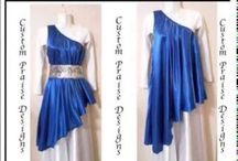 vestuario azul
