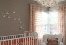 Non pink baby nursery