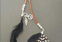 Haarelastieken Ibiza - basic - bloem - cuff - ornamenten / Met deze haarelastieken maak je in een handomdraai een mooie staart.