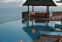 Hotels and Hideaways / Places and spaces that we'd just love to visit...