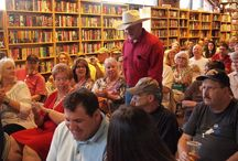 Craig Johnson / Craig was here to talk with fans and sign his latest, The Highwayman.