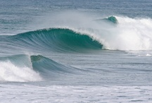 The Ocean: Wave Studies / Liquid scuplture, beauty infinite, limitless power. Some images ©KevinStokes2011
