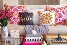 Cushion affair