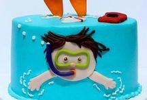Afzwemmen Thomas
