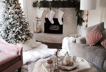 Beautiful Christmas homes