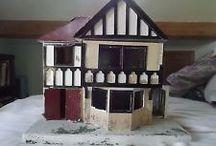 Dollshouse - 1920 & 1930's Inspiration