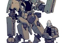 Mecha Robotics