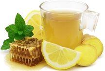 Имбирь с лимоном и мёдом (Рецепт здоровья!)