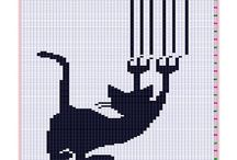 Cross Stitch Animals / by Delia Rivera