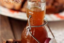 Syrups / Syrups&sauces