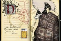 Liberating art journaling