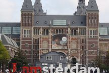 Amsterdam i Holandia