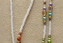 Jewellery ~ beading  ~Special techniques ~Spool beading / Create beautiful jewellery  from beads and semi precious stones handmade and crafting . this enrich your soul keep your mind coordination alert and sharp