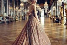 Dazzling gowns