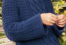 tricoter pull enfant