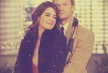 Robin Scherbatsky ♥ Barney Stinson