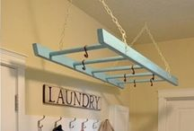 Laundry/craft room / by LuAnn Natyshak