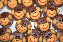 Monkey birthday / by Amanda Fortenberry