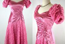 vintage prom dress
