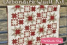 Quilt Fabric / Everything quilty