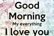 Good Morning ❤️