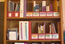 Homeschool Organization / by Jennifer Rikard