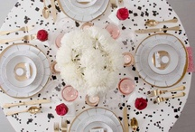 Pretty Plate Settings / Pretty Plate or Place settings / by WedShare.com