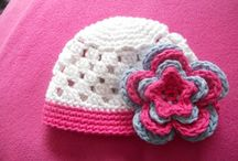 crochet flowers / by Joanie Benninghofen Carter