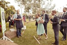 Wedding fete ideas