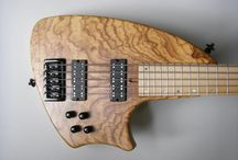 Kuunys Musical Instruments Guitars Basses / Handmade Custom Musical Instruments