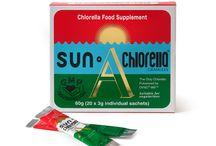 Sun Chlorella News