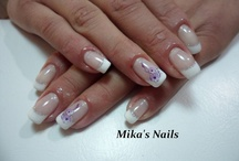 nails / Unghii cu gel / UV Gel Nails / Gel Nails / Nails