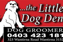 The Little Dog Den - Dog Groomer / All about my business / by Debbi Douglas