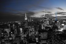 New York / En flott by
