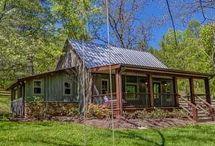 Cabin home ideas