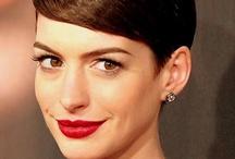 Styling Short Hair - An inspriation
