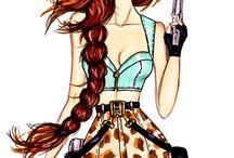 style;;)