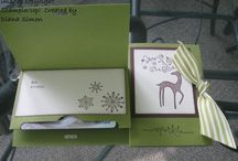 Gift Card Holders / by Simply Charming Parties & Paperie