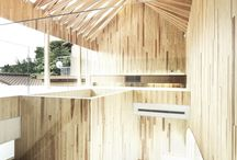 Architectural - timber